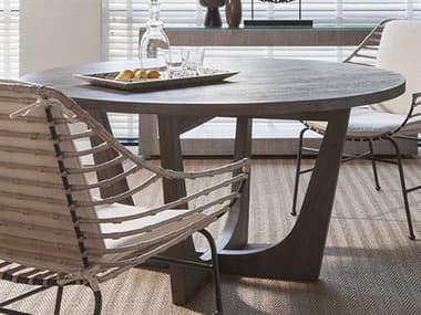 Artistica Home Brio Grigio 54'' Wide Round Dining Table ATS205887041