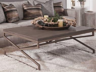 Artistica Home Edict Grigio 48''W Rectangular Cocktail Table ATS208894541