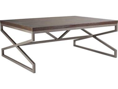 Artistica Home Edict Marrone 48''W Rectangular Cocktail Table ATS208894542