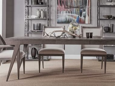 Artistica Home Haiku Grigio 72''-96''W Rectangular Extension Dining Table ATS205787741