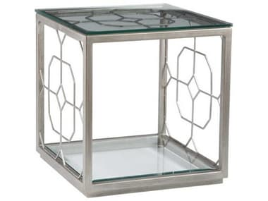 Artistica Home Honeycomb 24'' Wide Square Table Shape ATS2056957