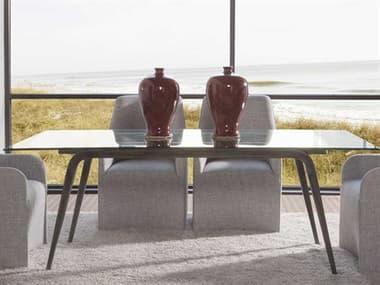 Artistica Home Mitchum Argento 80''L x 42''W Rectangular Dining Table ATS2019877C44