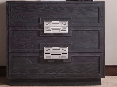 Artistica Penelope Charcoal Gray 3 Drawers or less Dresser ATS2062973