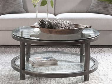 Artistica Home Per Se 40'' Wide Round Cocktail Table ATS2013943