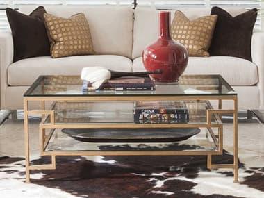 Artistica Home Suspension 48''L x 32''W Rectangular Cocktail Table ATS2006945