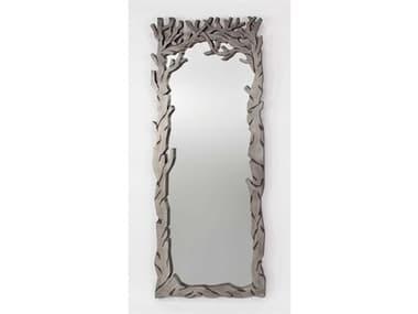Artmax Antiqued Silver Floor Mirror AMX4489FMF