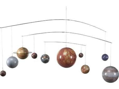 Authentic Models Globes Mobile Solar System A2GL061