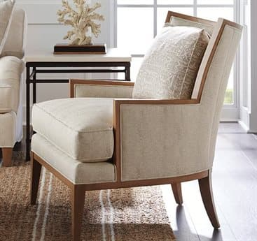 Barclay Butera Atwood Accent Chair (Custom Upholstery) BCB534011