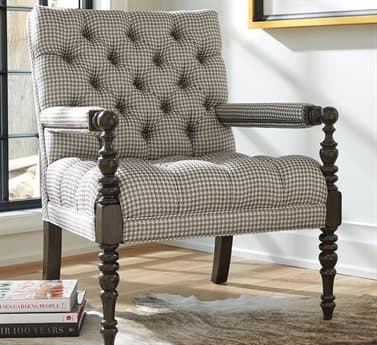 Barclay Butera Belcourt Tufted 4260-71 Accent Chair (As Shown) BCB53001140