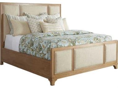 Barclay Butera Newport Sandstone Crystal Cove California King Panel Bed (Custom Upholstery) BCB920135CUPH