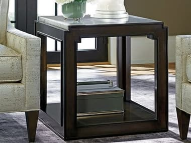 Barclay Butera Brentwood Doheny Wilshire Doheny 24'' Wide Square Lamp End Table BCB915955