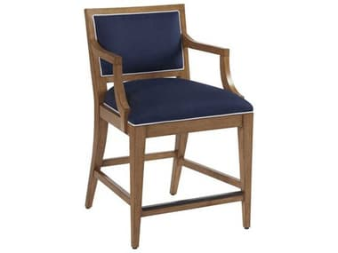 Barclay Butera Eastbluff Arm Counter Height Stool (Married Cover) BCB01092089540
