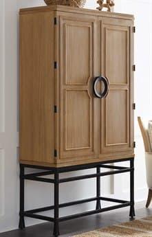 Barclay Butera Newport Jade Sandstone Bar Cabinet BCB920976C