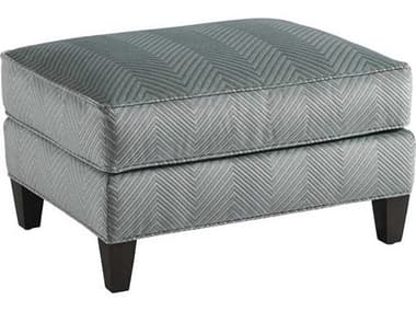 Barclay Butera Malcolm Semi-Attached Top Ottoman (Custom Upholstery) BCB512544