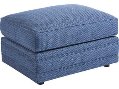 Barclay Butera Mercer Laguna Sands Semi-Attached Top Ottoman (Custom Upholstery) BCB518544