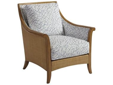 Barclay Butera Nantucket Raffia Accent Chair (Custom Upholstery) BCB538011