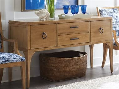 Barclay Butera Newport Seaside Sandstone Two-Drawer / Two-Door 62'' x 20'' Sideboard BCB920869