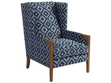Barclay Butera Stratton Wing Accent Chair (Custom Upholstery) BCB552011