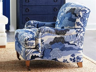 Barclay Butera Upholstery Laguna Sands Rolling Accent Chair (Married Cover) BCB511011BCC40