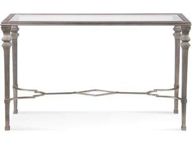 Bassett Mirror Hollywood Glam 54 x 32 Sylvia Console Table BA1212400EC