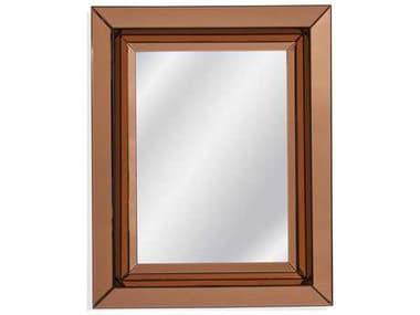 Bassett Mirror Hollywood Glam 20 x 40 Ashton Wall Mirror BAM3771BEC