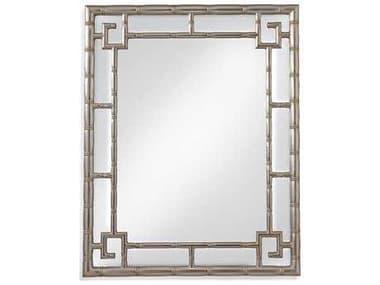 Bassett Mirror Hollywood Glam 40 x 50 Reedly Wall Mirror BAM3810EC