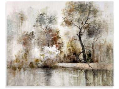 Bassett Mirror Impressionism Canvas Wall Art BA7300357EC