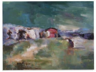 Bassett Mirror Impressionism Canvas Wall Art BA7300385