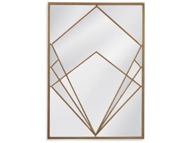 Bassett Mirror Jase Gold Wall BAM4211