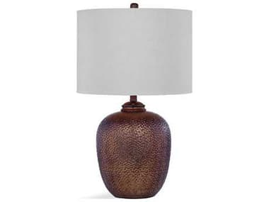 Bassett Mirror Trevor Antique Copper Table Lamp BAL3348TEC