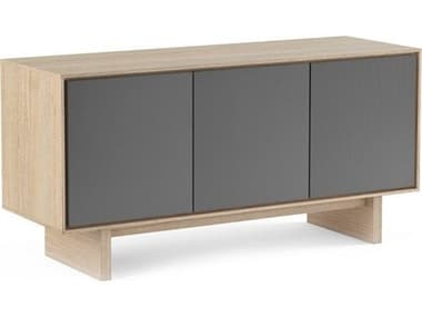 BDI Octave Drift Oak TV Stand BDI8377GFLDOK