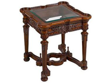Benetti's Italia Furniture Lucianna End Table BFLUCIANAENDTABLE