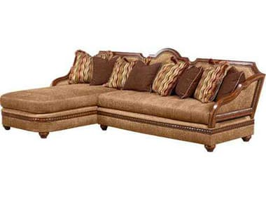 Benetti's Italia Furniture Lucianna Two Piece Sectional Sofa BFLUCIANA2PIECESECTIONAL