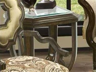 Benetti's Italia Furniture Renata End Table BFRENATAENDTABLE