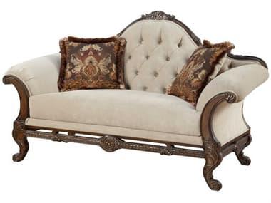 Benetti's Italia Furniture Rosella Loveseat BFDARKROSELLALOVESEAT