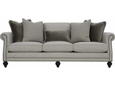 Bernhardt Brae Mocha Sofa Couch BHB6717D