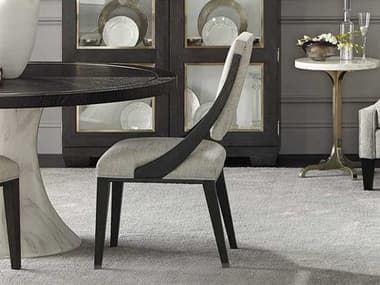 Bernhardt Decorage Cerused Mink Side Dining Chair BH380561