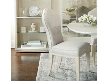 Bernhardt East Hampton Cerused Linen Side Dining Chair BH395541