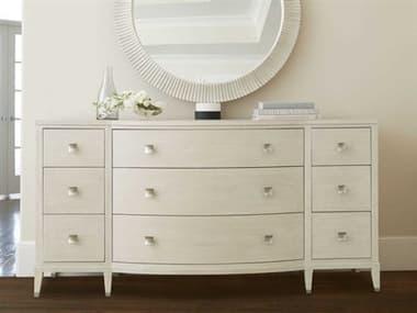 Bernhardt East Hampton Cerused Linen Nine-Drawers Triple Dresser BH395054