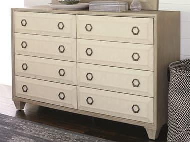 Bernhardt Santa Barbara Sandstone Eight-Drawer Double Dresser BH385042