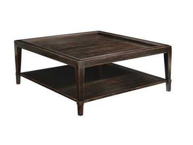 Bernhardt Vintage Patina 48 Wide Square Coffee Table BH322011B