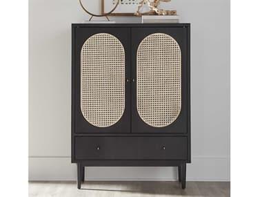 Bobby Berk for A.R.T Furniture Dark Gray Bar Cabinet BBB2392652302