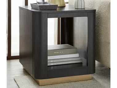 Bobby Berk for A.R.T Furniture Dark Gray 22'' Wide Rectangular End Table BBB2393052348