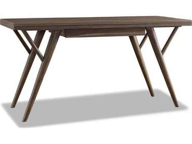 Brownstone Furniture Crawford 60''L x 24''W Rectangular Computer Desk BRNCW600
