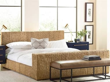 Brownstone Furniture Daphne Plinth Mesa Queen Panel Bed BRNDP005
