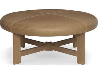 Brownstone Furniture Nelson Caramel / Beach Ottoman BRNNL012