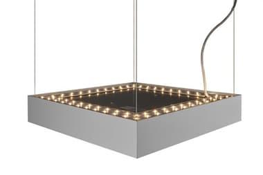 Bruck Lighting Cadan Matte Chrome One-Light LED Pendant BK22009