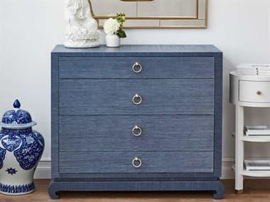 Bungalow 5 Ming Navy Blue Four-Drawer Single Dresser BUNMNG22568