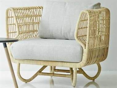 Cane Line Indoor Nest Natural Accent Chair CNI7421RU