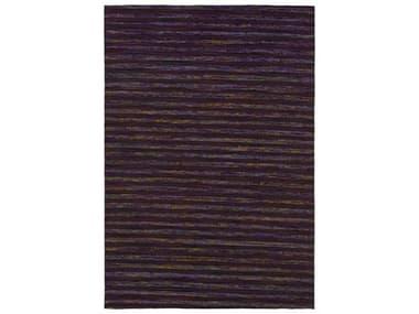 Chandra Aletta Plum / Purple Multi Rectangular Area Rug CDALE27500